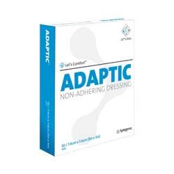 "Systagenix Adaptic® Non Adhesive Dressing, Sterile 3"" x 16"" 532014"