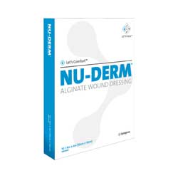 "Systagenix Nu-Derm® Alginate Wound Dressing 1"" x 12"" Rope  53AWD112"