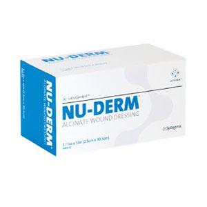 "Systagenix Nu-Derm® Alginate Wound Dressing 2"" x 2"" 53AWD202"