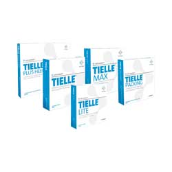 "Tielle Lite Adhesive Dressing 3-1/8"""" x 7-3/4"""" 53MTL309"