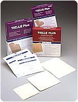 "Tielle Plus Heel Hydropolymer Adhesive, 8"""" X 10"""" 53MTP508"