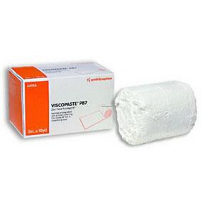 """Smith & Nephew Viscopaste® PB7 Zinc Paste Bandage 3"""" x 10 yds 544956"""
