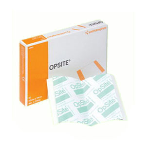 "Smith & Nephew Opsite® Transparent Adhesive Dressing 11"" x 6"" 544986"