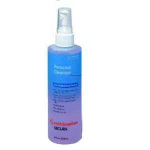 Smith & Nephew Secura™ Personal Antimicrobial Skin Cleanser 8 oz 5459430400