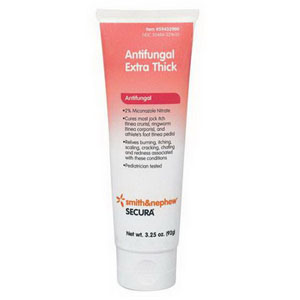 Secura Antifungal Extra Thick, 3.25 oz. Tube 5459432900
