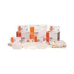 """Smith & Nephew Exu-Dry® Anti-Shear Absorbent Wound Dressing 3"""" x 4"""" 545999034"""