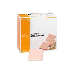 """Smith & Nephew Allevyn™ Non-Adhesive Hydrocellular Foam Dressing, 6"""" x 6"""" 5466020093"""