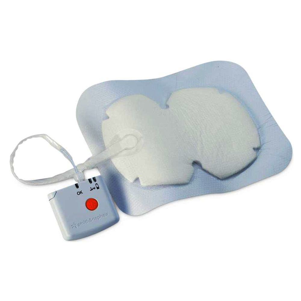 PICO with Soft Port Negative Pressure Wound Therapy System, Disposable, 15cm x 15cm 5466021361