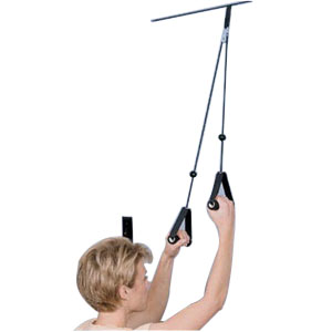 Sammons Preston Reach 'N Range Pulley with Metal Bracket, Easy-to-use and Adjustable Pulley System 54A873624
