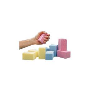 Patterson Temper Foam® R-Lite™ Foam Blocks Pink 54A9086