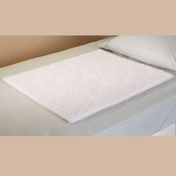 "Patterson Rolyan® Synthetic Sheepskin Pad 24"" x 30""  54C408601"