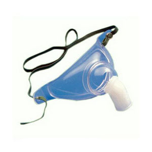 CareFusion AirLife™ Tracheostomy Adult Mask Large, Disposable 55001227