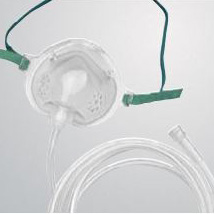 CareFusion Airlife™ Pediatric Oxygen Mask with 7' Tubing 55001260