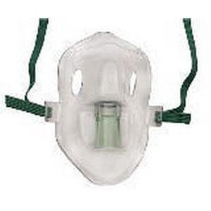 CareFusion AirLife™ Baxter Pediatric Aerosol Mask Resins, Disposable 55001263