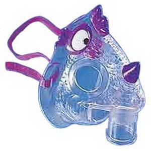 CareFusion AirLife™ Pediatric Nic the Dragon® Aerosol Mask, Latex-Free, Disposable 55001266