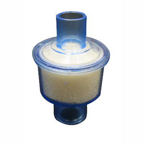 CareFusion Hygroscopic Condenser Humidifiers with Suction Port, Bacteriostatic, Hygroscopic 55003014