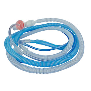 CareFusion Heated Adult Respiratory Ventilator Circuit 6 ft. 5510653H08