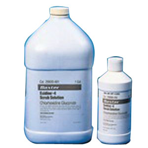 CareFusion Exidine® 4% Scrub Solution 8 oz 5529900408