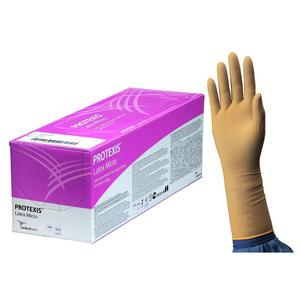 Protexis Latex Micro Surgical Gloves, Powder-Free, Sterile, Nitrile Coating, Size 5.5 552D72NT55X