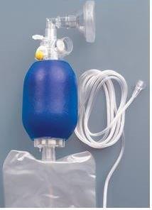 CareFusion AirLife® Self-Inflating Resuscitation Bag, Adult, 2100mL Capacity 552K8004
