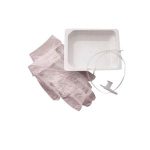 CareFusion AirLife™ Rigid Basin Kit with 10Fr Tri-flo Suction Catheter 554410