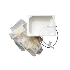 CareFusion Rigid Basin Kit Dry with Tri-Flo Suction Catheter 14 Fr Adult Size 554414