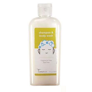 Adult Shampoo and Body Wash, 4 oz 55AGSBW04