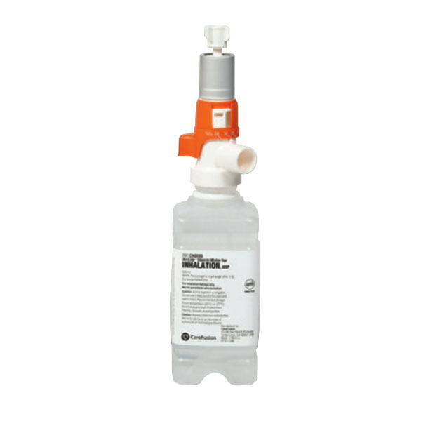 AirLife Prefilled Nebulizer Kit, 500 mL 55CK0005