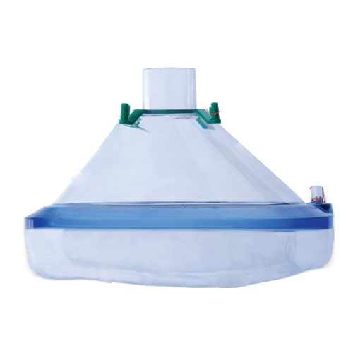 Flexible Anesthesia Infant Mask, Size 2 55INFMASK2