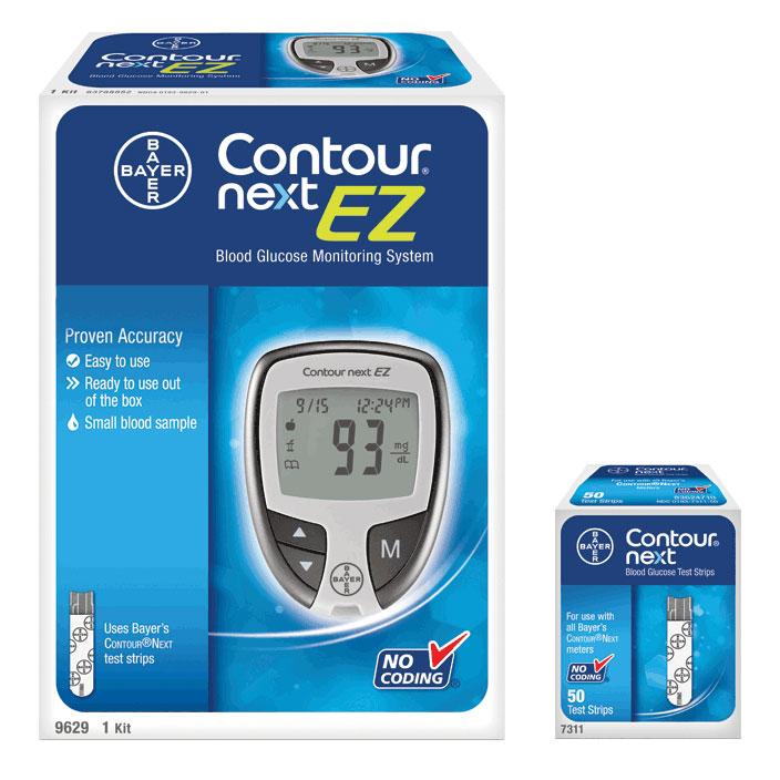 Contour Next EZ Meter Kit Not Pump Compatible 567252