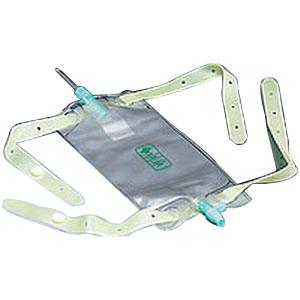 Bard Bile Bag with T-Tube Adaptor 19 oz, Latex Belts, Sterile 570015850