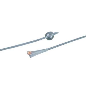 Bard 2-Way Foley Catheter, Silicone, 22Fr, 5cc Balloon Capacity 57165822
