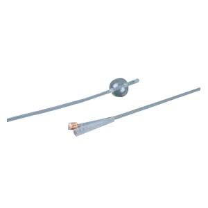 BARDEX 2-Way 100% Silicone Foley Catheter 24 Fr 5 cc 57165824