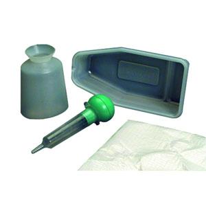 Irrigation Tray with 50 mL Bulb Syringe 57750101
