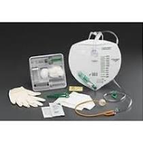 BARD 2000ml LubriCath Urine Meter Foley Tray with StatLock Stabilization Device, 18Fr 57800366