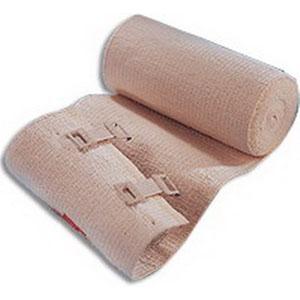 """3M Ace® Elastic Bandage with E-Z Clip, Unisex 6"""" x 4-1/5 ft 58207315"""