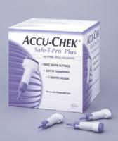 ACCU-CHEK Safe-T-Pro Plus Lancet (200 count) 5903448622001