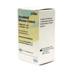 Accutrend Glucose Control Solution 5905213231160