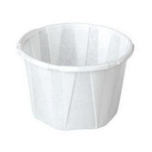 Souffle Paper Cups 3/4 oz. 60024215
