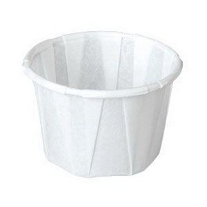 Medline Industries Souffle Paper Cups 1Oz, Latex-free 60024220