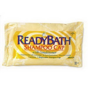 Readybath Shampoo and Conditioning Cap 60095230