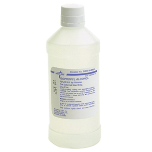 Isopropyl Alcohol 70%, 16 oz. Bottle 60098003Z