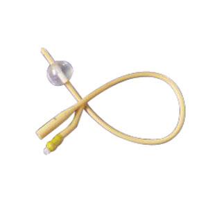 2-Way Silicone-Elastomer Coated Foley Catheter 12 Fr 10 cc 6011752