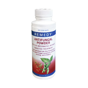 Remedy Antifungal Powder, 3 oz. Bottle 60MSC092603H