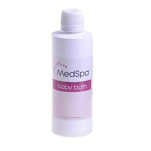 Medline Industries MedSpa Baby Bath, Tearless, Latex-free 4 oz. 60MSC095042