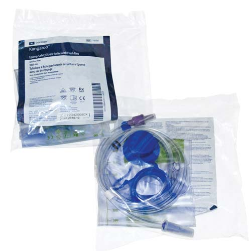 Joey Safety Screw Spike with 1,000-mL Flush Bag 61765100