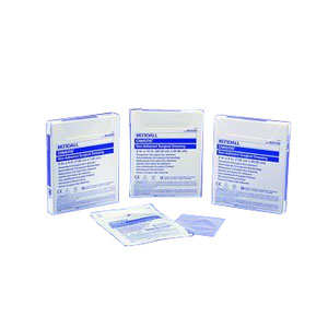 """Kendall Dermacea™ Non-Adherent Surgical Contact Layer Dressing, Sterile, Strippable Envelopes, 3""""x 3"""" 61834000"""