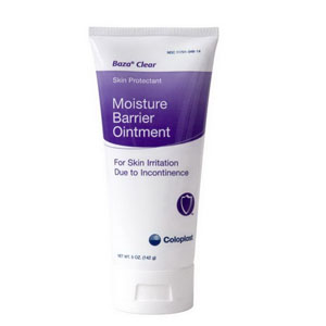 Baza Clear Moisture Barrier Ointment, 5 oz. Tube 621006