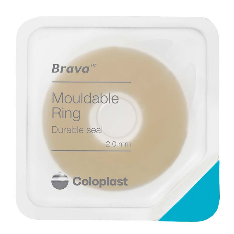 Brava Moldable Ring 2.0mm Thin, Alcohol-Free, Sting-Free 62120307