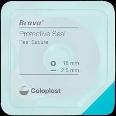"""Brava Protective Seal, Thin, 1 1/8"""" Starter Hole & 3"""" Outer Width 6212033"""